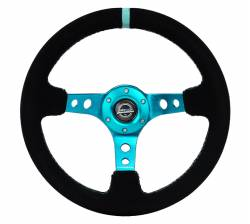 NRG Innovations - NRG Innovations RST-006 Deep Dish Steering Wheel (350mm) - Image 13