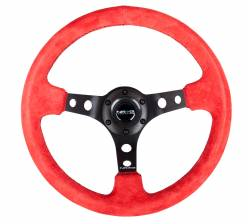 NRG Innovations - NRG Innovations RST-006 Deep Dish Steering Wheel (350mm) - Image 15