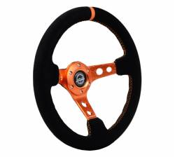 NRG Innovations - NRG Innovations RST-006 Deep Dish Steering Wheel (350mm) - Image 30