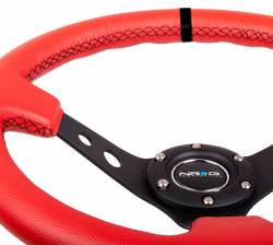 NRG Innovations - NRG Innovations RST-006 Deep Dish Steering Wheel (350mm) - Image 61