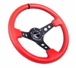 NRG Innovations - NRG Innovations RST-006 Deep Dish Steering Wheel (350mm) - Image 40
