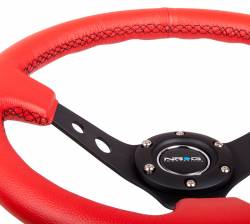 NRG Innovations - NRG Innovations RST-006 Deep Dish Steering Wheel (350mm) - Image 62