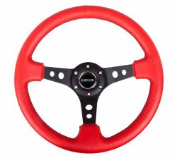 NRG Innovations - NRG Innovations RST-006 Deep Dish Steering Wheel (350mm) - Image 11