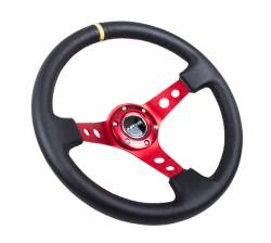 NRG Innovations - NRG Innovations RST-006 Deep Dish Steering Wheel (350mm) - Image 41