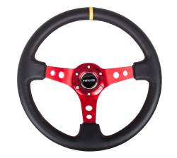 NRG Innovations - NRG Innovations RST-006 Deep Dish Steering Wheel (350mm) - Image 19