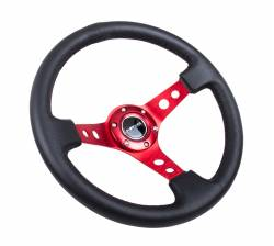 NRG Innovations - NRG Innovations RST-006 Deep Dish Steering Wheel (350mm) - Image 33