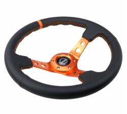 NRG Innovations - NRG Innovations RST-006 Deep Dish Steering Wheel (350mm) - Image 54