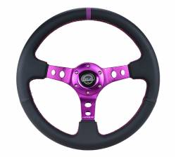 NRG Innovations - NRG Innovations RST-006 Deep Dish Steering Wheel (350mm) - Image 20