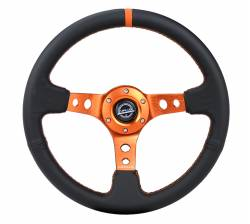 NRG Innovations - NRG Innovations RST-006 Deep Dish Steering Wheel (350mm) - Image 23