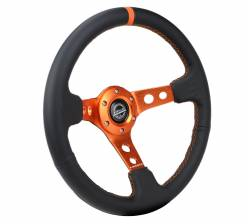 NRG Innovations - NRG Innovations RST-006 Deep Dish Steering Wheel (350mm) - Image 42