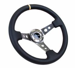 NRG Innovations - NRG Innovations RST-006 Deep Dish Steering Wheel (350mm) - Image 38