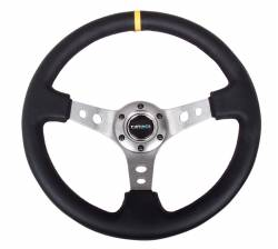 NRG Innovations - NRG Innovations RST-006 Deep Dish Steering Wheel (350mm) - Image 9