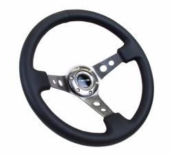 NRG Innovations - NRG Innovations RST-006 Deep Dish Steering Wheel (350mm) - Image 43