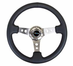 NRG Innovations - NRG Innovations RST-006 Deep Dish Steering Wheel (350mm) - Image 8