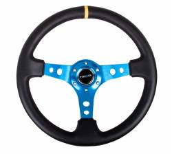 NRG Innovations - NRG Innovations RST-006 Deep Dish Steering Wheel (350mm) - Image 21