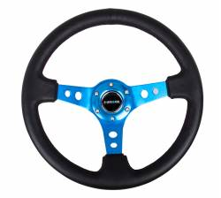 NRG Innovations - NRG Innovations RST-006 Deep Dish Steering Wheel (350mm) - Image 6