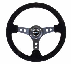 NRG Innovations - NRG Innovations RST-006 Deep Dish Steering Wheel (350mm) - Image 7