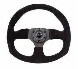 NRG Innovations - NRG Innovations RST-009 Flat Bottom Steering Wheel (320mm) - Image 4