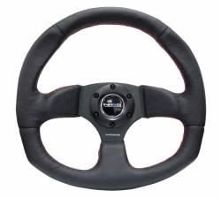 NRG Innovations - NRG Innovations RST-009 Flat Bottom Steering Wheel (320mm) - Image 2