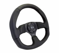 NRG Innovations - NRG Innovations RST-009 Flat Bottom Steering Wheel (320mm) - Image 7