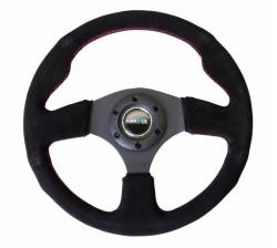 NRG Innovations - NRG Innovations RST-012 Race Series Steering Wheel (320mm) - Image 3