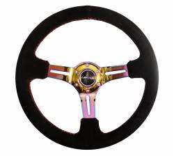 NRG Innovations - NRG Innovations RST-018 Wood Deep Dish Steering Wheel (350mm) - Image 5