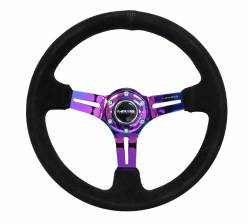 NRG Innovations - NRG Innovations RST-018 Wood Deep Dish Steering Wheel (350mm) - Image 3