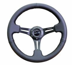 NRG Innovations - NRG Innovations RST-018 Wood Deep Dish Steering Wheel (350mm) - Image 13