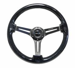NRG Innovations - NRG Innovations RST-018 Wood Deep Dish Steering Wheel (350mm) - Image 10