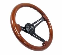 NRG Innovations - NRG Innovations RST-018 Wood Deep Dish Steering Wheel (350mm) - Image 24