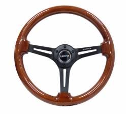 NRG Innovations - NRG Innovations RST-018 Wood Deep Dish Steering Wheel (350mm) - Image 2