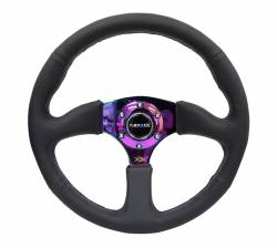 "NRG Innovations - NRG Innovations RST-023 2.5"" Deep Dish Steering Wheel (350mm) - Image 2"