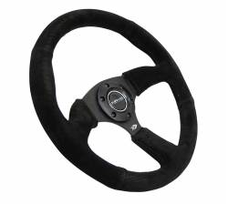 "NRG Innovations - NRG Innovations RST-023 2.5"" Deep Dish Steering Wheel (350mm) - Image 12"