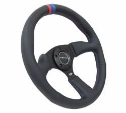 "NRG Innovations - NRG Innovations RST-023 2.5"" Deep Dish Steering Wheel (350mm) - Image 13"