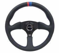"NRG Innovations - NRG Innovations RST-023 2.5"" Deep Dish Steering Wheel (350mm) - Image 8"