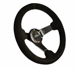 "NRG Innovations - NRG Innovations RST-033 3"" Deep Dish Steering Wheel (330mm) - Image 4"
