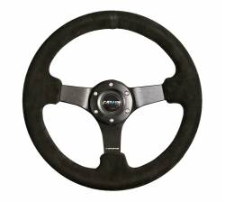 "NRG Innovations - NRG Innovations RST-033 3"" Deep Dish Steering Wheel (330mm) - Image 2"