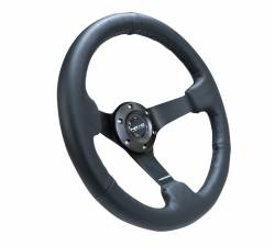 "NRG Innovations - NRG Innovations RST-033 3"" Deep Dish Steering Wheel (330mm) - Image 3"