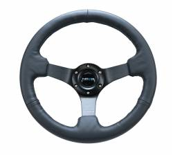 "SCION CARBON FIBER PARTS - Scion Carbon Fiber Misc - NRG Innovations - NRG Innovations RST-033 3"" Deep Dish Steering Wheel (330mm)"