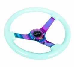 NRG Innovations - NRG Innovations RST-036 5mm Spoke Steering Wheel (350mm) - Image 19