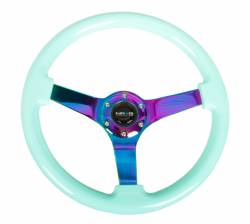 NRG Innovations - NRG Innovations RST-036 5mm Spoke Steering Wheel (350mm) - Image 3