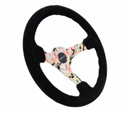 NRG Innovations - NRG Innovations RST-036 5mm Spoke Steering Wheel (350mm) - Image 26