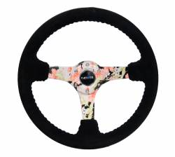 NRG Innovations - NRG Innovations RST-036 5mm Spoke Steering Wheel (350mm) - Image 9
