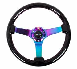 NRG Innovations - NRG Innovations RST-036 5mm Spoke Steering Wheel (350mm) - Image 4