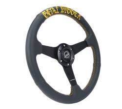 "NRG Innovations - NRG Innovations RST-037 1"" Deep Dish Steering Wheel (350mm) - Image 6"