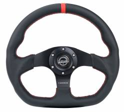 NRG Innovations - NRG Innovations RST-024 Flat Bottom Steering Wheel (320mm) - Image 6