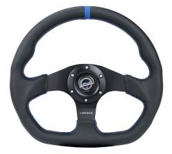 NRG Innovations - NRG Innovations RST-024 Flat Bottom Steering Wheel (320mm) - Image 7