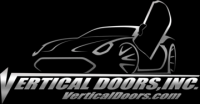 Vertical Doors - Vertical Doors Kit: Scion tC 2005 - 2010