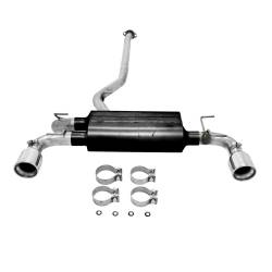 Flowmaster - Flowmaster American Thunder Exhaust System: Scion FRS 13-16 / Subaru BRZ 13-21 / Toyota 86 17-21