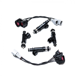 Deatschwerks 550cc Fuel Injectors: Scion tC / xA / xB / xB2